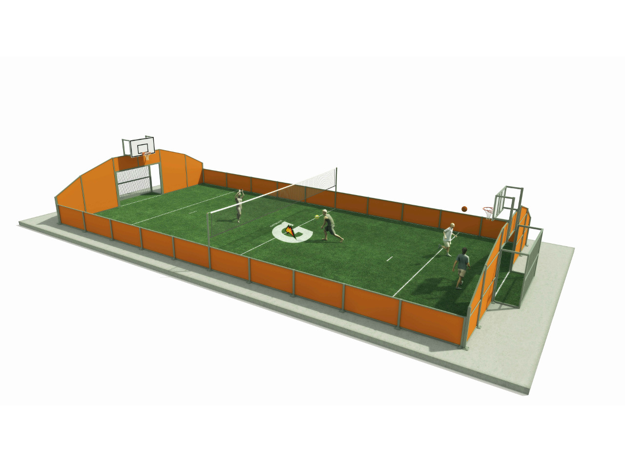 MUGA phenolic closure