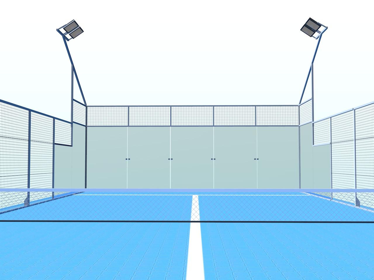 Representación 3D de Panorama Pro, n5